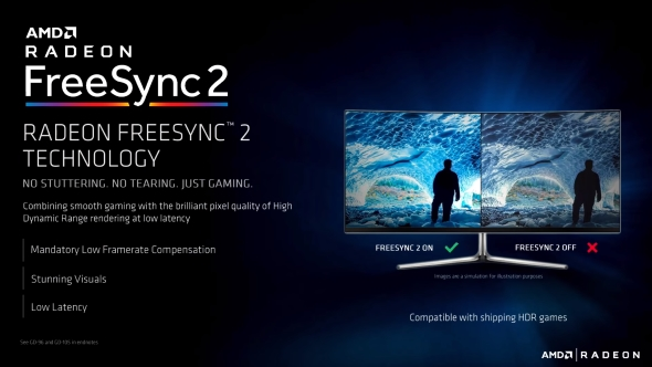 AMD FreeSync 2 HDR