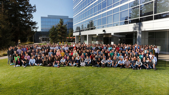 AMD HQ staff