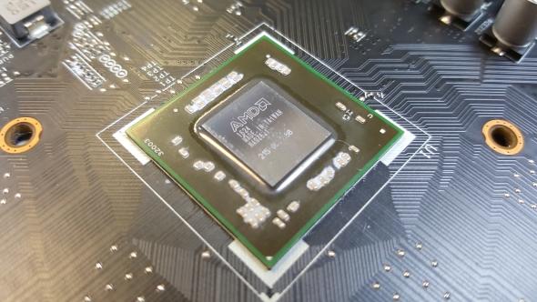 AMD RX 460 Polaris 11