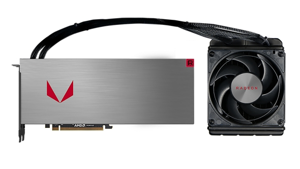 AMD RX Vega 64 Liquid Edition
