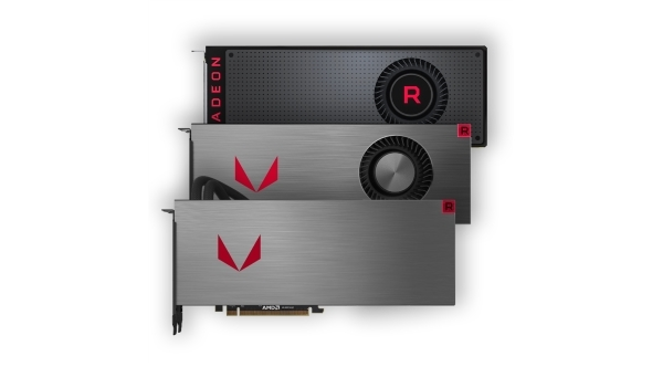 AMD Radeon RX Vega graphics cards