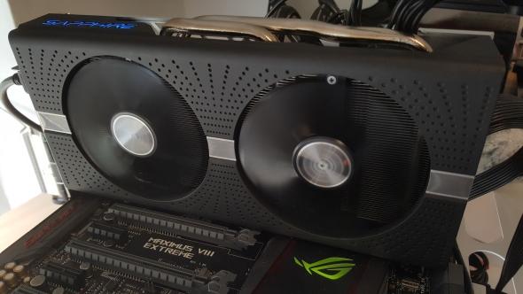 AMD Radeon RX 570 4GB performance