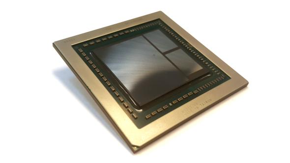 AMD Vega GPU with HBM2