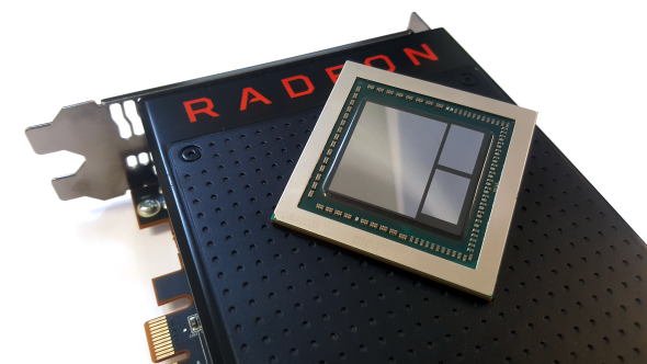 AMD Radeon RX Vega 64 specs