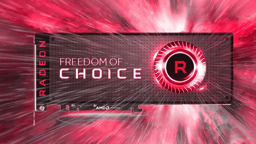 AMD Radeon The Gamers Choice