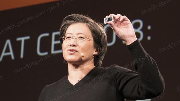 AMD Radeon Vega Mobile announced