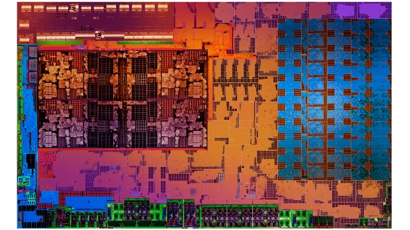 AMD Raven Ridge die