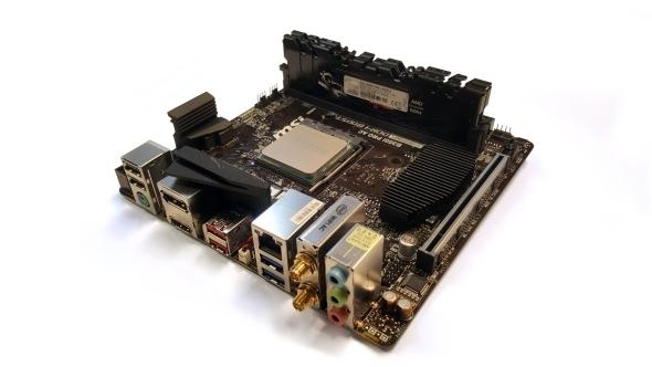 AMD Raven Ridge test kit