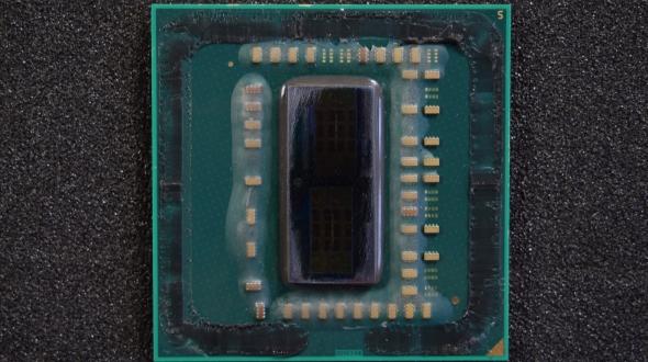 AMD Ryzen 2 delidded