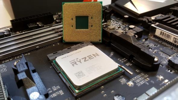 AMD Ryzen 7 2700X specs