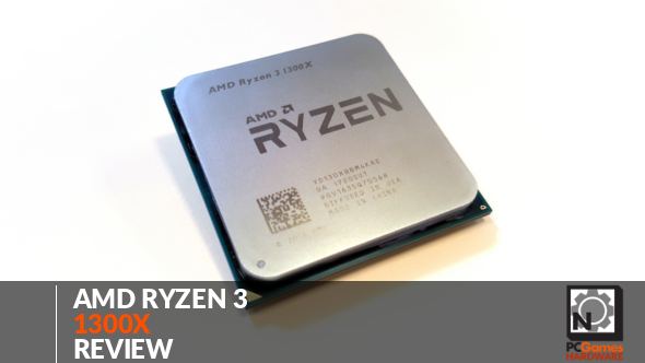 AMD Ryzen 3 1300X review