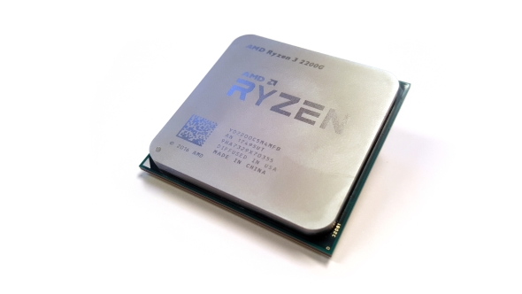 AMD Ryzen 3 2200G: a great budget gaming CPU even without