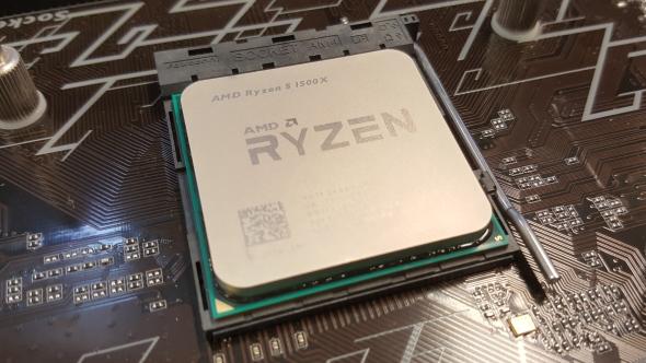 AMD Ryzen 5 1500X performance