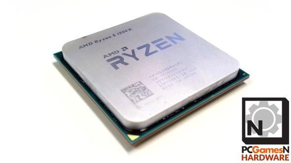 AMD Ryzen 5 1500X review