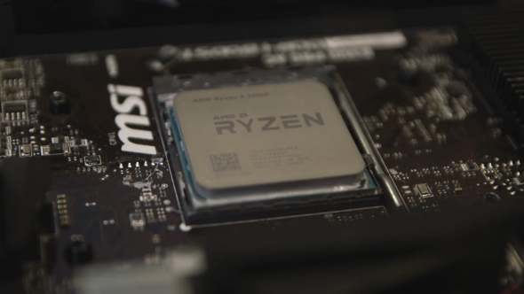 AMD Ryzen 5 2400G Fortnite