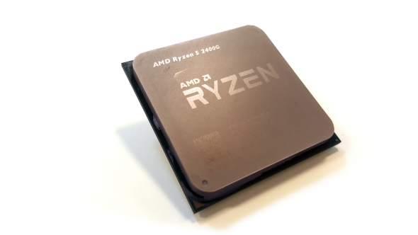 AMD Ryzen 5 2400G review
