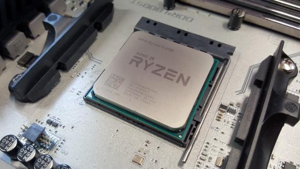 AMD Ryzen 7 1700 performance
