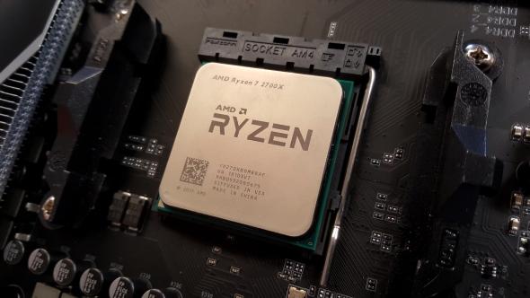 AMD Ryzen 7 2700X performance