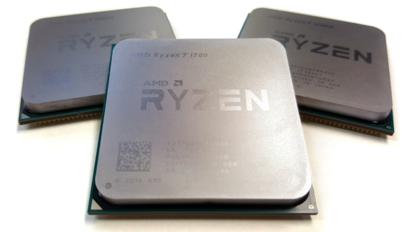 AMD Ryzen 7 family