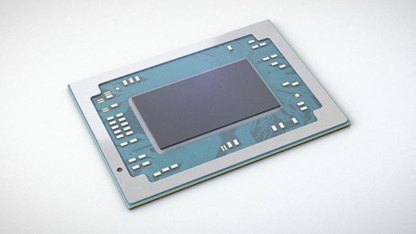 AMD Ryzen 7 2800H