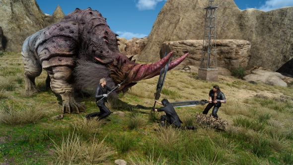 AMD drivers – Adrenalin 18 3 2 fixes Final Fantasy 15's