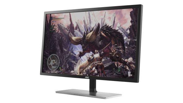 AOC QA3279VWD8 gaming monitor