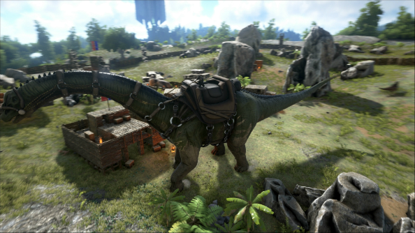 ARK Survival Evolved interview 3