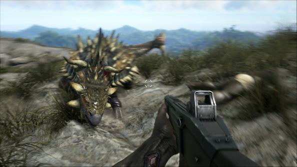 ARK Survival Evolved interview 2
