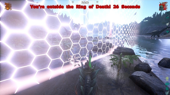 ARK Survival of the Fittest Hunger Games