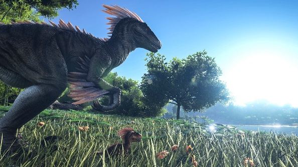 Ark Survival Evolved babies