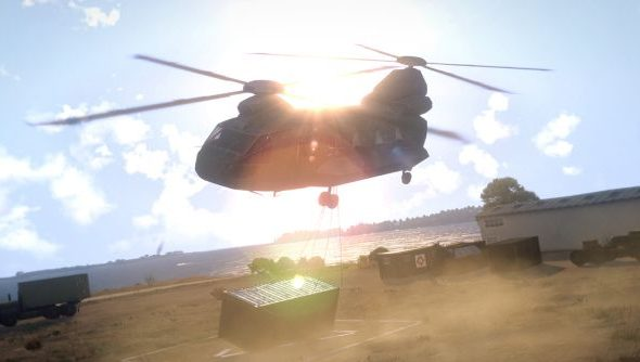 Arma 3 Helicopters DLC