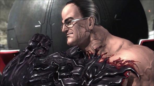 Metal Gear Rising: Revengeance Armstrong