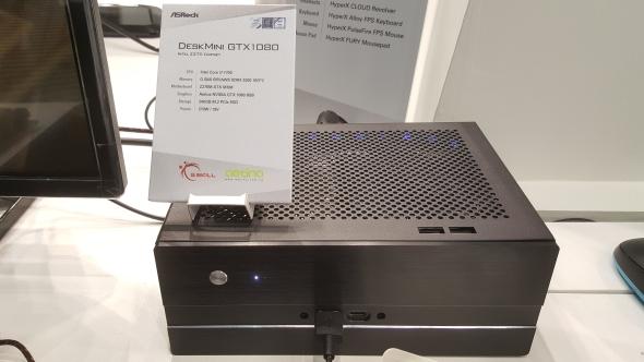 ASRock DeskMini GTX 1080