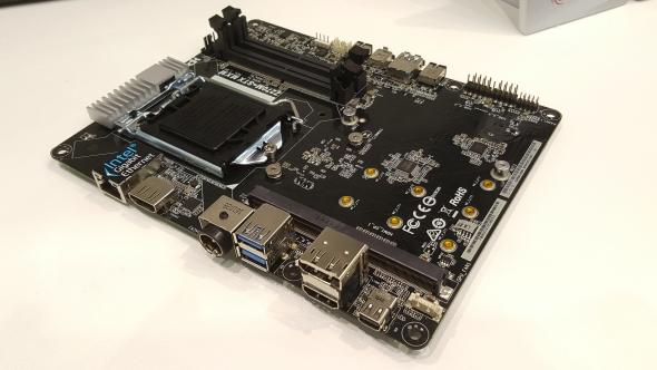 ASRock Z270-STX MXM motherboard