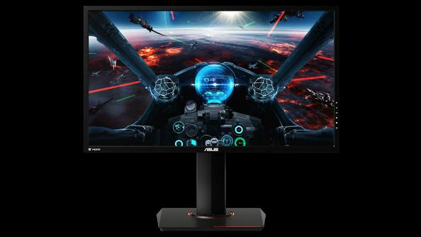 Asus G-Sync monitors