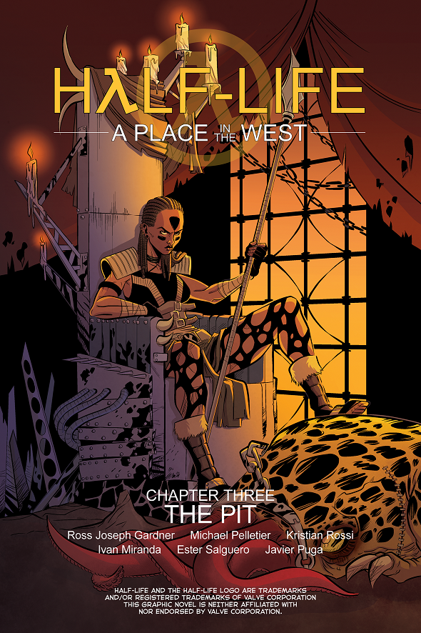 Half-Life A Place In The West Chapter 3 The Pit Release Date