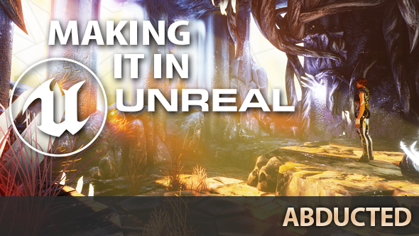 Making it in Unreal: how Abducted made conversation with aliens a reality