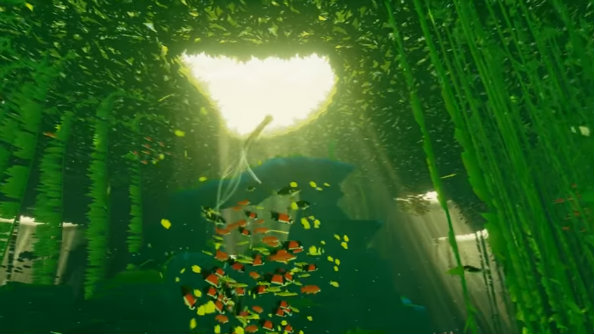 Abzû looks like a wonderful Journey underwater in new gameplay trailer