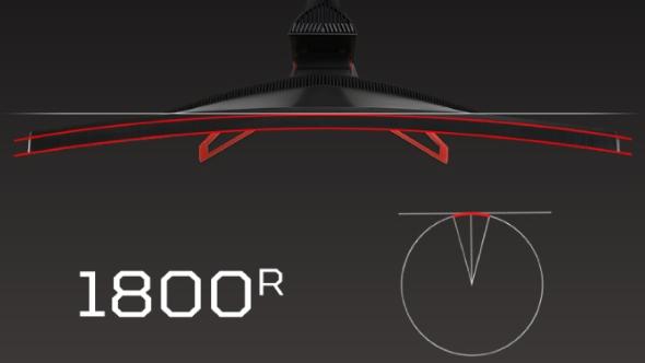 Acer Predator Z301C specs