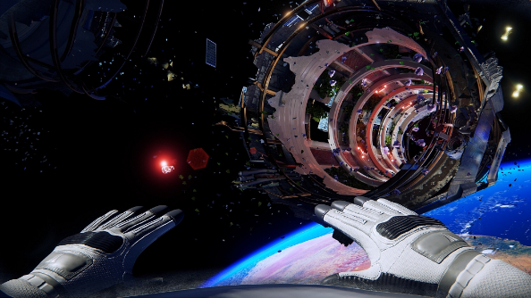 Adr1ft E3 2015 trailer has leaked, getting lost in space never looked more beautiful