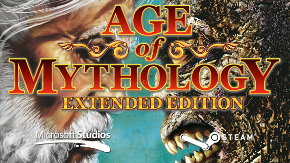 Age of Mythology extended edition Microsoft Studios