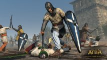 Total War: Attila Age of Charlemagne expansion
