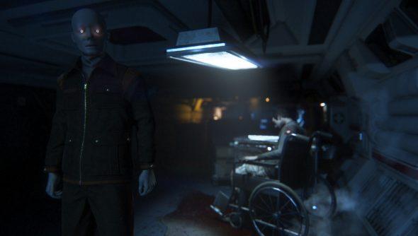 Alien: Isolation Oculus Rift prototype