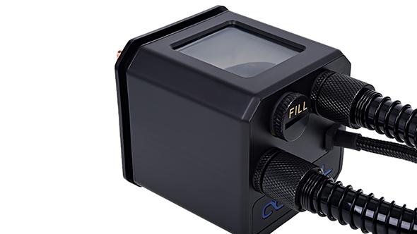 AlphaCool Eisbaer 240 pump