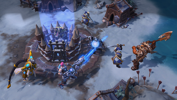 Heroes Of The Storm Maps Meet your new Heroes of the Storm map, Alterac Pass | PCGamesN
