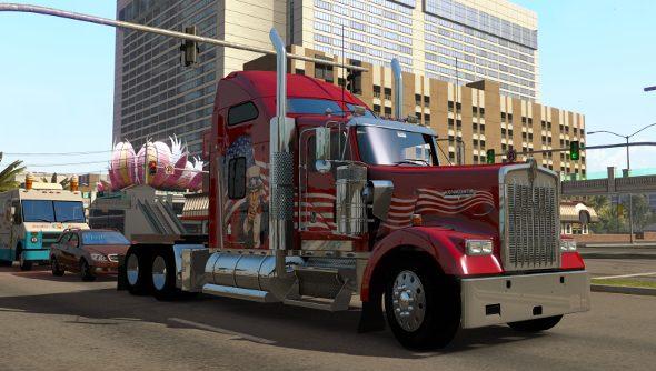 American Truck Simulator release date