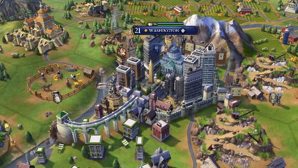 Civilization 6 America strategy guide – how to win with Roosevelt