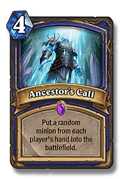 Ancestor's Call