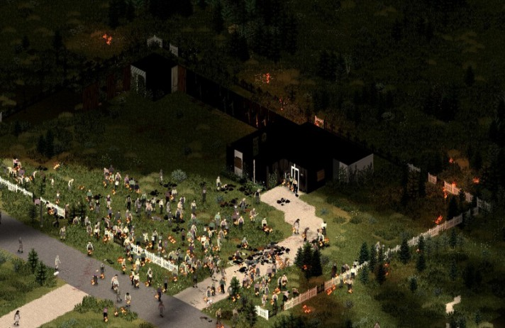 Project Zomboid gets Steam Workshop and multiplayer support