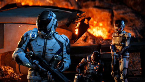 Last Mass Effect: Andromeda patch updated its Denuvo - pirates now stuck with tired faces